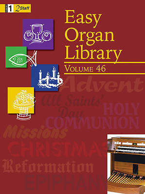 Easy Organ Library Volume 46