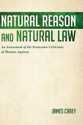 Picture of Natural Reason and Natural Law