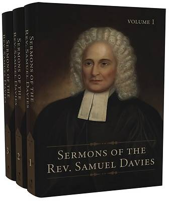 Picture of Sermons of the Rev. Samuel Davies, 3 Volumes
