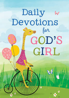 Picture of Daily Devotions for God's Girl