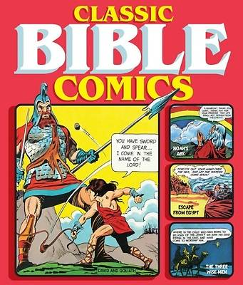 Picture of Classic Bible Comics