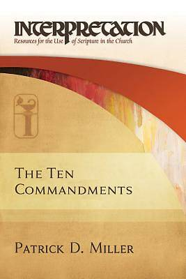 Picture of The Ten Commandments-Interpretation