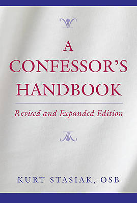 Picture of A Confessor's Handbook