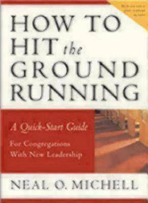 How to Hit the Ground Running [ePub Ebook]