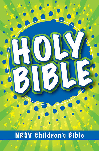 Picture of NRSV Children's Bible Hardcover