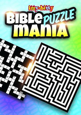 Itty Bitty Bible Puzzle Mania