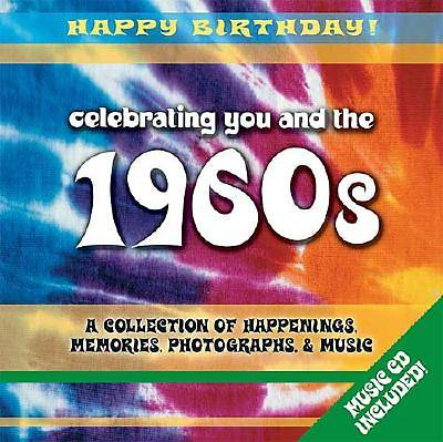 Picture of 1960s Birthday Book