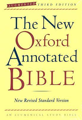 New Revised Standard Version New Oxford Annotated Bible