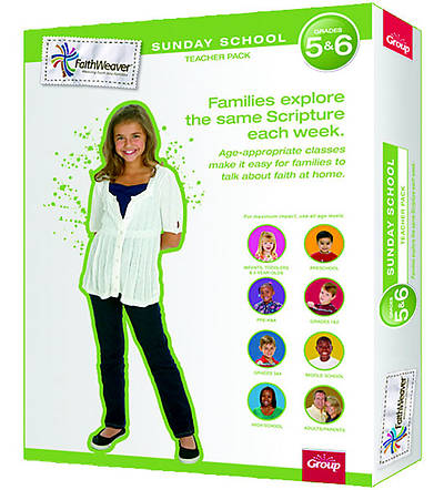 Picture of Faithweaver Grades 5 & 6 Teacher Pack: Spring 2012
