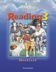 Reading 3 for Christian Schools - Worktext 2nd Edition