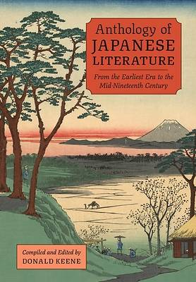 Picture of Anthology of Japanese Literature