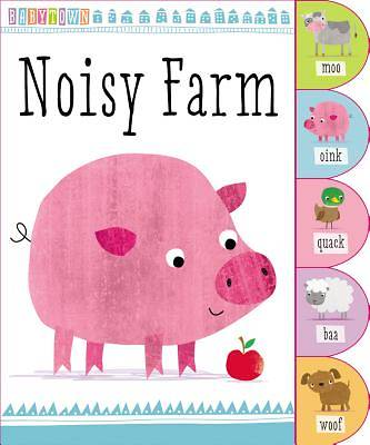Picture of Babytown Noisy Farm