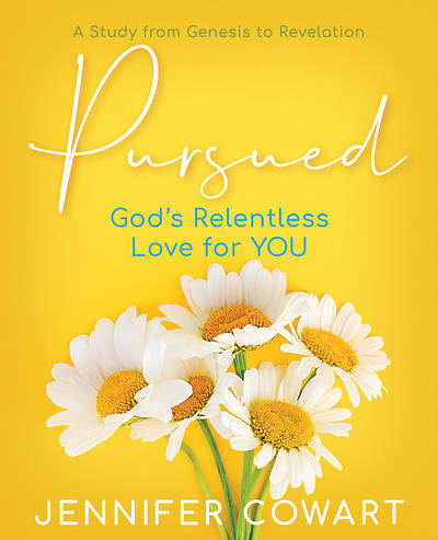 Picture of Pursued - Women's Bible Study Participant Workbook