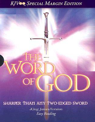 Bible KJV Sword OE Easy Reading Large Print
