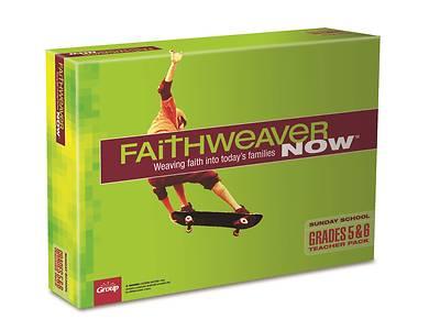 Picture of FaithWeaver Now Grade 5-6 Teacher PK Fall 2021