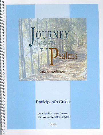 Journey Through the Psalms Participants Guide