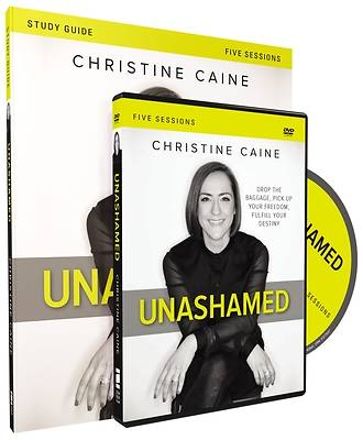 Picture of Unashamed Study Guide with DVD