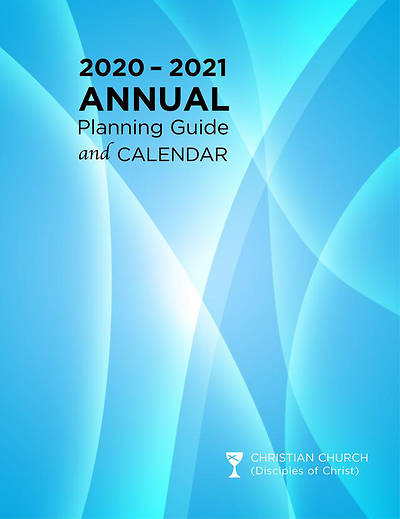 Picture of Annual Planning Guide & Calendar 2020-2021 (Print Edition)