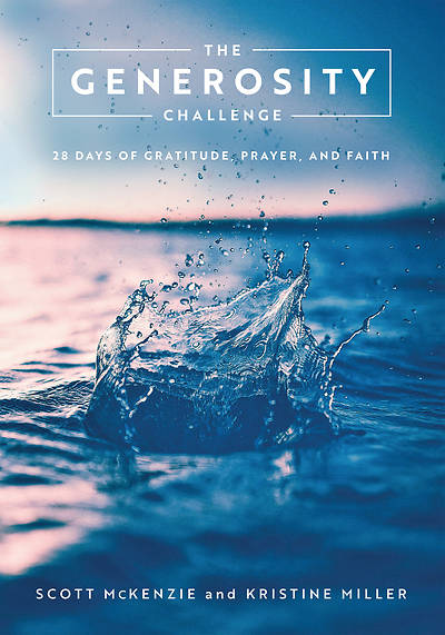 Picture of The Generosity Challenge - eBook [ePub]