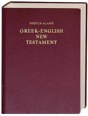 Greek-English Revised Standard Version New Testament