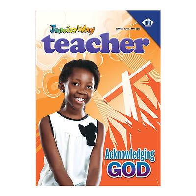 Picture of UMI Juniorway Teacher Guide Spring 2019