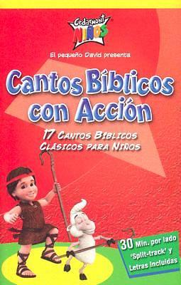 Picture of 17 Cantos Biblicos con Accion