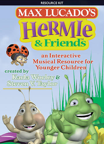 Max Lucados Hermie & Friends Digital Kit