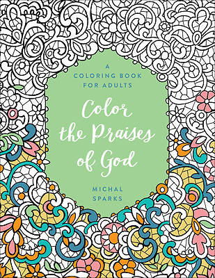 Picture of Color the Praises of God