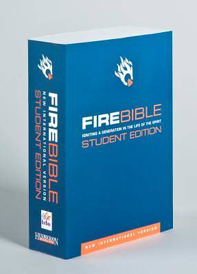 Fire Bible-NIV-Student
