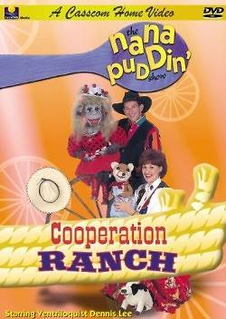 Nana Puddin Cooperation Ranch Christian Version on DVD
