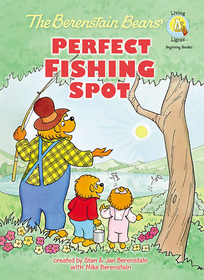 Berenstain Bears Perfect Fishing Spot