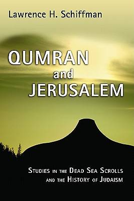 Picture of Qumran and Jerusalem