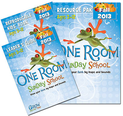 One Room Sunday School Kit Fall 2013