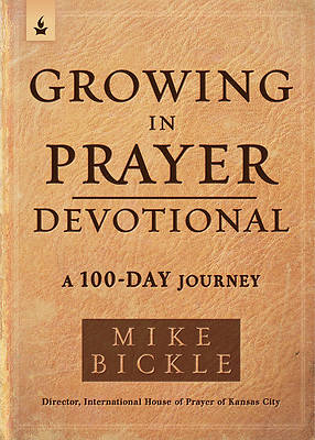 Picture of Growing in Prayer Devotional