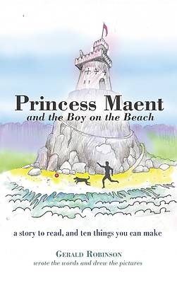Picture of Princess Maent and the Boy on the Beach