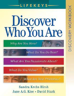 Picture of Lifekeys Discovery Workbook