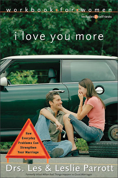 Picture of I Love You More Workbook for Women