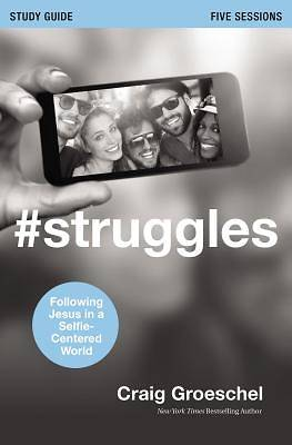 Picture of #Struggles Study Guide with DVD