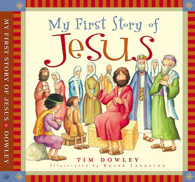 My First Story of Jesus [ePub Ebook]