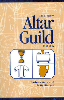 The New Altar Guild Book Large Print Edition