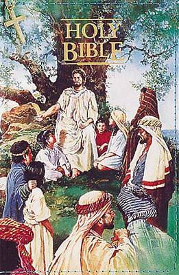 Picture of The Seaside King James Version Children's Bible