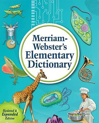 Picture of Merriam-Webster's Elementary Dictionary
