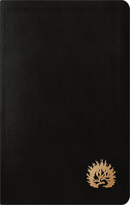 ESV Reformation Study Bible, Condensed Edition Black, Genuine Leather Gift Edition
