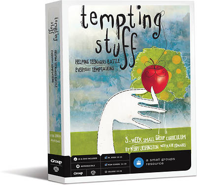 Tempting Stuff DVD