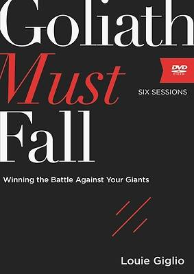 Goliath Must Fall DVD
