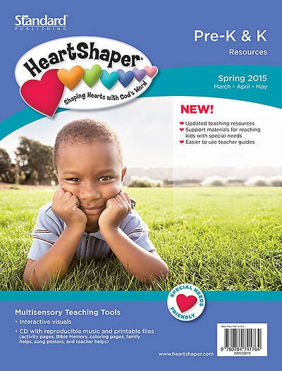 Picture of HeartShaper Pre K & K Resources Spring 2015