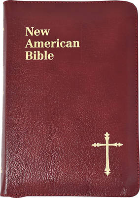 Picture of St. Joseph Personal Size Bible-Nab