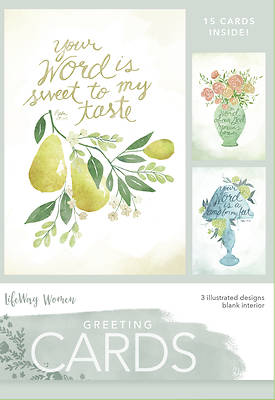 Boxed Greeting Cards- Your Word