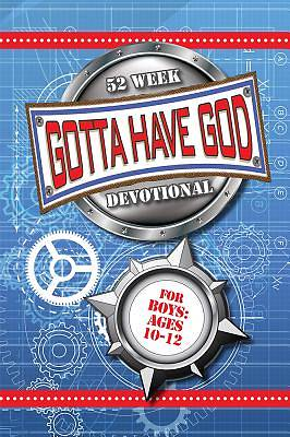 Picture of Gotta Have God 52 Week Devotional for Boys Ages 10-12