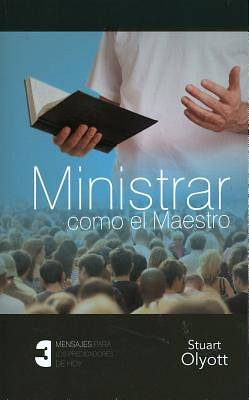Picture of Spa-Ministrar Como El Maestro * = Ministering Like the Master